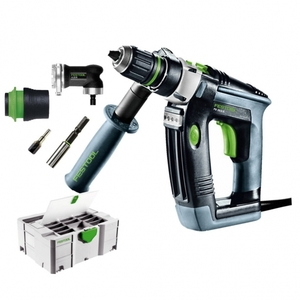 Festool Ударная дрель QUADRILL PD 20/4 E FFP-Set
